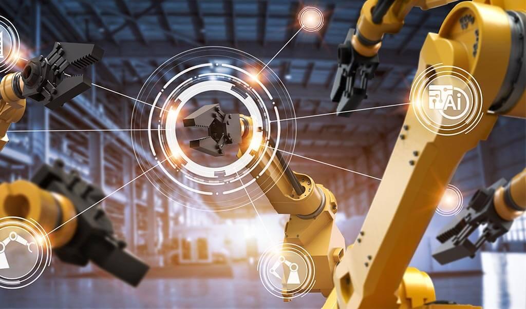 PES Maschinen vernetzen