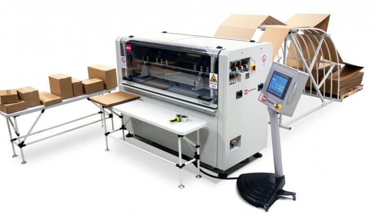 Verpackungstechnologie Becker