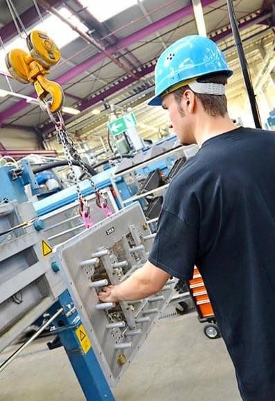 Industriemontage und Automatisierung in Nürnberg