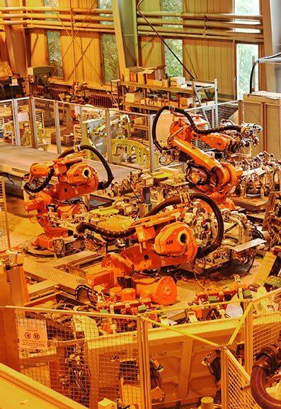 PES Roboter Maschinenbau