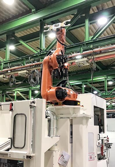 PES Roboter Engineering Nürnberg